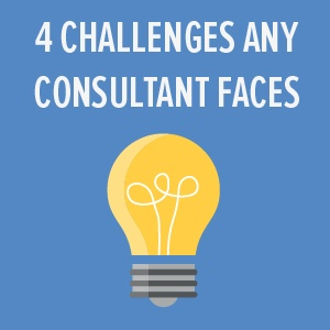 challenges of consultants