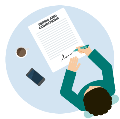 securex blog terms and conditions